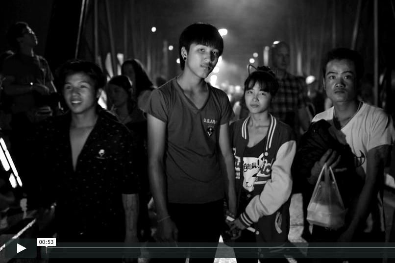 Loy Krathong - Thailandia - Francesco Zanet - Regia  - Chiang Mai - Documentario