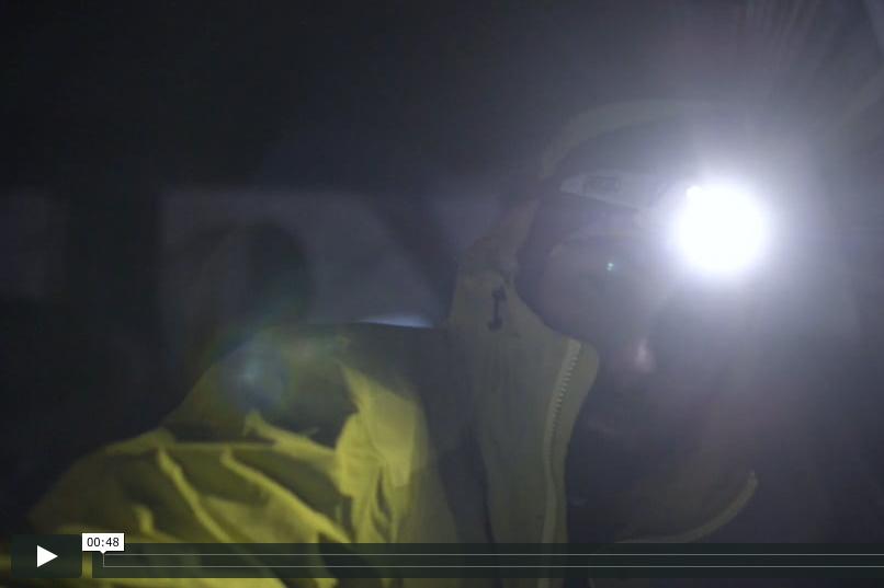Francesco Zanet alle tre Cime di Lavaredo per Lorenzo Franco Santin  / Showreal / Video Portrait