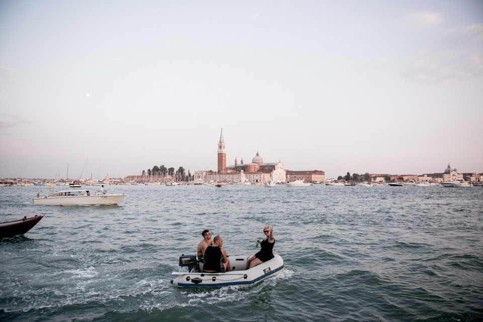 francesco zanet - redentore venezia - photojournalism - documentary photography